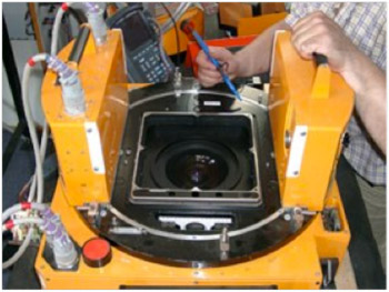 Aerial Cameras - Repair and Service